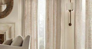 Natural curtains,Linen curtains,Farmhouse curtains,Living room curtains,Gray linen curtains,Lined cu