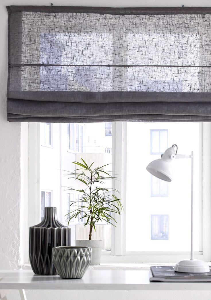 15+ Stunning Gray Living Room Curtains Ideas - 2019 ...