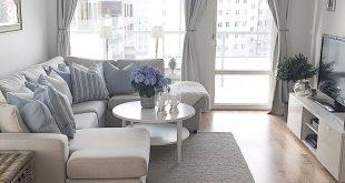 Über 100 gemütliche Wohnzimmerideen für kleine Wohnungen
