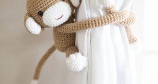 Wie liebenswert ist dieser kleine Affe ?! www.stylemepretty ... Fotografie: Melodie ich
