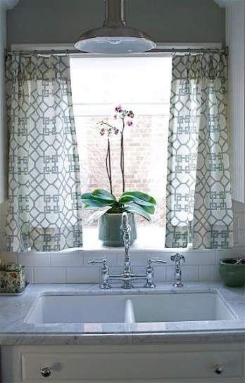 57 Ideas Diy Kitchen Curtains No Sew Light Fixtures 2019