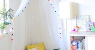 Erstellen Sie mit 6 einfachen Schritten die perfekte Leseecke für Ihr Kind